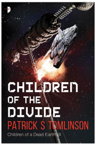 Children of the Divide Sci-Fi Book by Patrick S. Tomlinson