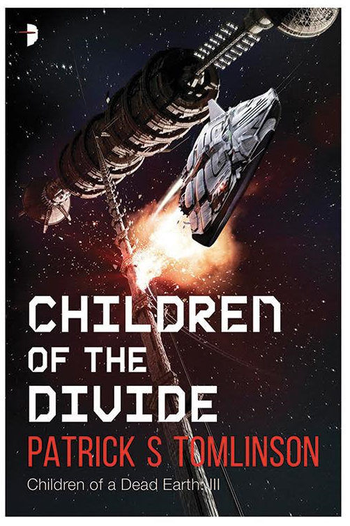 CHILDREN OF THE DIVIDE COVER