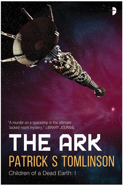 THE ARK New Cover