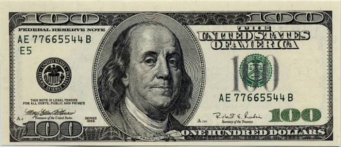 Money-Business-Card