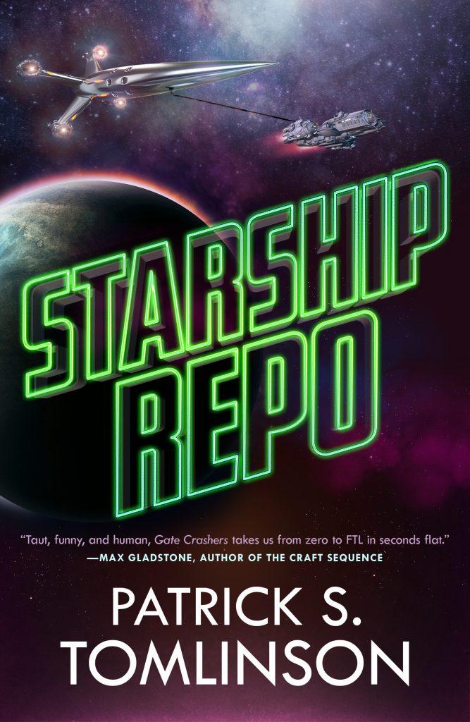Starship Repo book